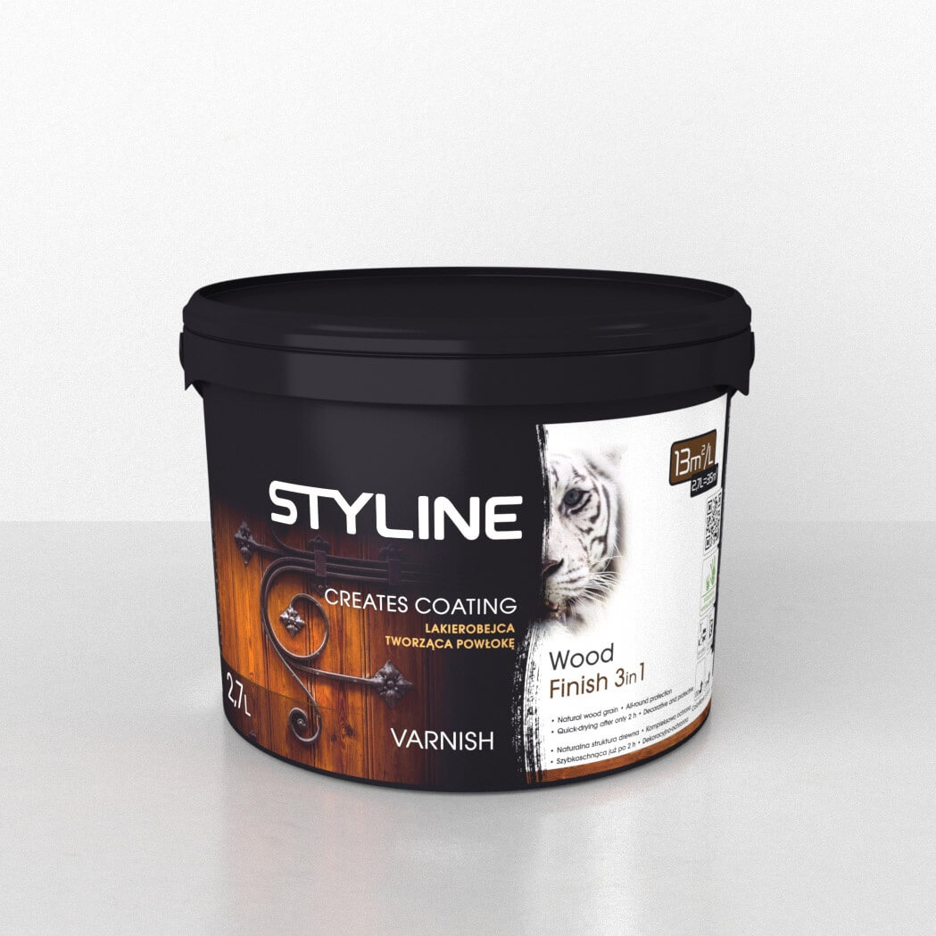 WOOD STYLE SATIN 3IN1 FINISH